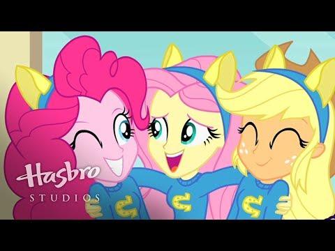 My Little Pony: Ragazze di Equestria - Canzone mensa