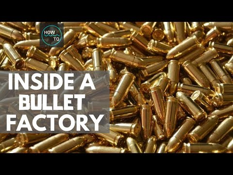 How To Make GUN BULLET | How To