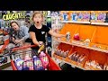 I CAUGHT HER BUYING SUPPLIES!! SeLLING SLiME AT SCHOOL!