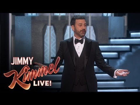 Jimmy Kimmel's Oscars Monologue
