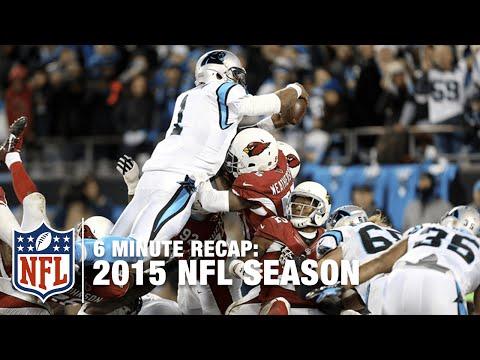 2015 NFL Season in Six Minutes!