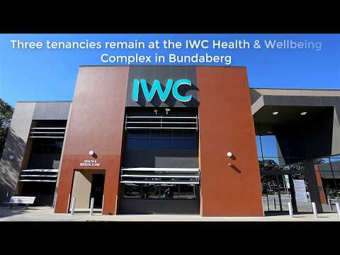 IWC Health & Wellbeing Complex last three leasing opportunities March 2020