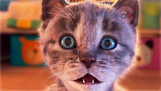 ПРИКЛЮЧЕНИЯ МАЛЕНЬКОГО КОТЕНКА В ШКОЛЕ - Развивающий мультфильм для детей! Мультик про котят #3