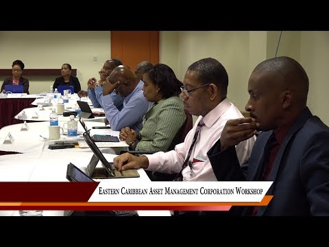 ECCB Connects Season 4 Episode 3 Eastern Caribbean Asset Management Corporation