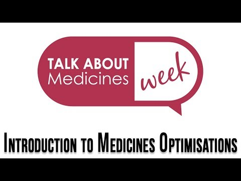 NUH Medicines Safety - Introduction to Medicines Optimisations