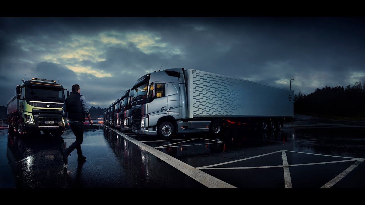 volvo trucks driver challenge 2018 our most demanding competition ever [ 1280 x 720 Pixel ]