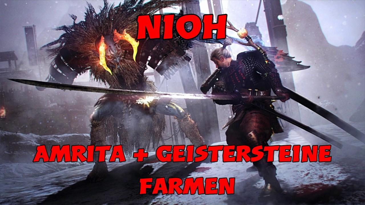 Nioh Amrita Farmen