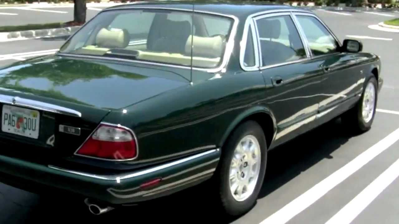 2000 Jaguar Xj8 British Racing Green A2688 Youtube