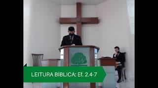 Culto (09h) - 09.08.2020