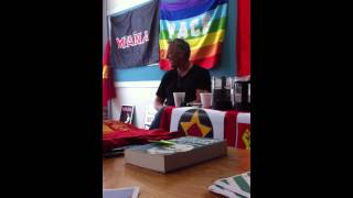 Mike Treen speaks on the history of the Socialist Action League (New Zealand)