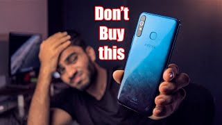 Top 5 Reasons NOT to Buy infinix hot 8 - Cons of this hot 8 smartphone