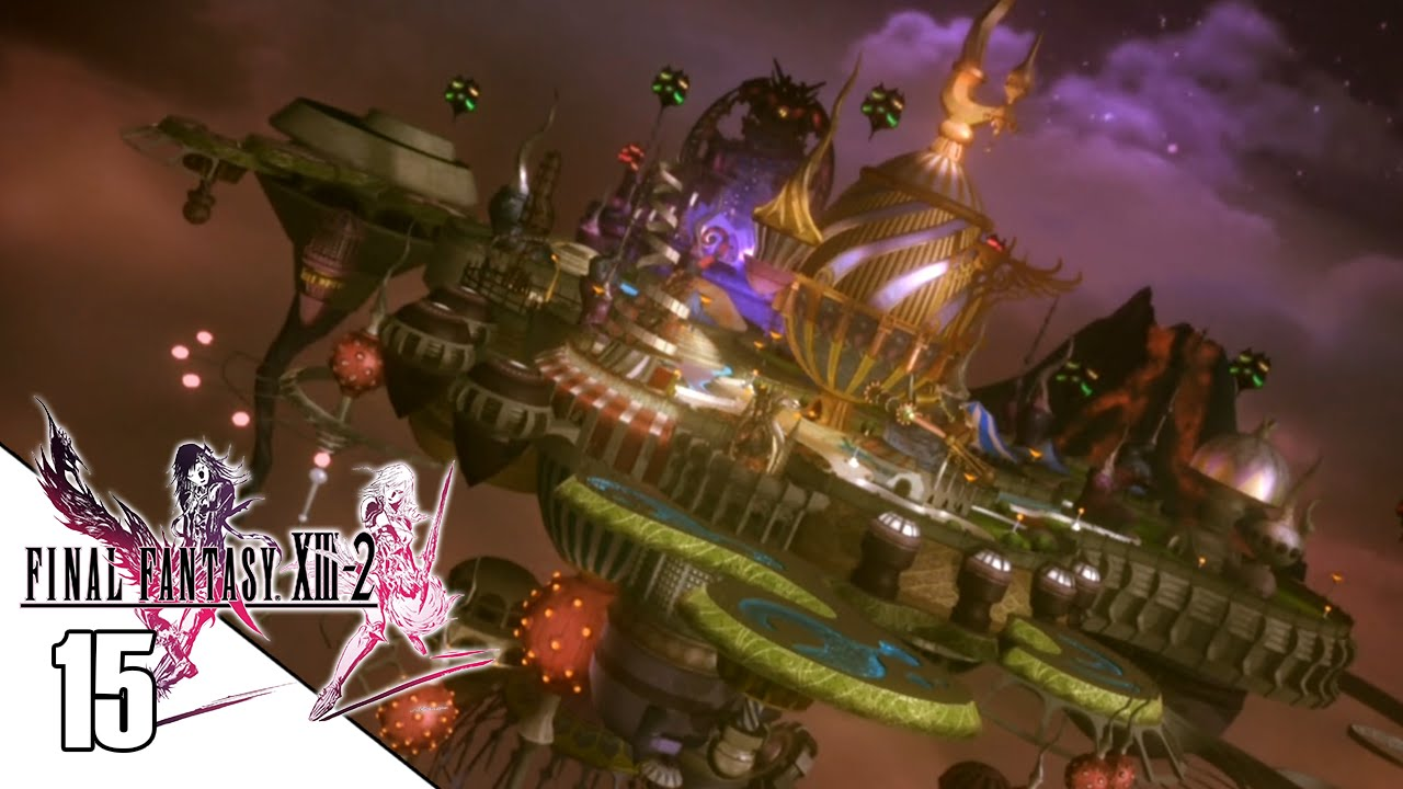 Final Fantasy Xiii 2 Casino
