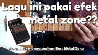 Gambar cover Kebyar-kebyar - Cokelat cover version Guitar Solo Tutorial+setting efek