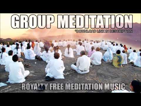 Royalty Free Meditation Music - Hypnotic OM | 15 Minute Group Guided Meditation Background Music