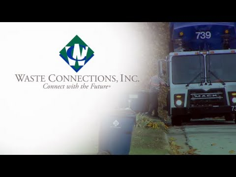 Waste Connections - About Us