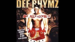 Def Rhymz - Schudden [HD] (Zak maar lekker door!)