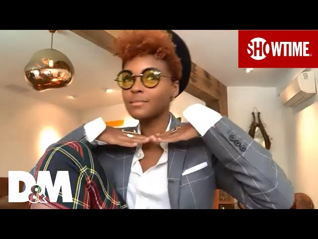 Janelle Monáe on Antebellum, Turntables & Vision for BLM | Ext. Interview | DESUS & MERO | SHOWTIME