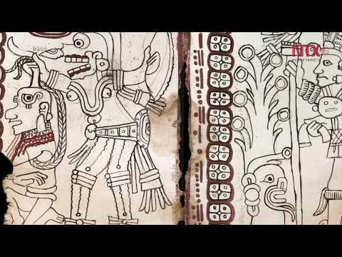 logran-autentificar-el-códice-maya-más-antiguo-del-continente-americano