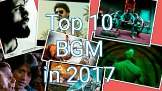 Download Top 10 Bgm 2017 south indian movies Mp3 and Videos
