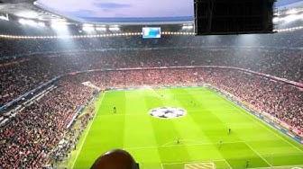 FC Bayern München - Real Madrid 0:4 Aufstellung
