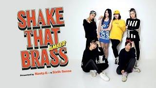 AMBER (엠버) - Shake That Brass dance cover by Nasty.G ft Sixth Sense