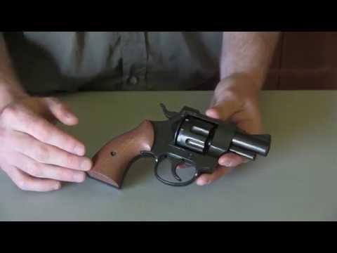 Starter Pistols, Blank Pistols and Blank Ammo