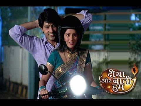 Sandhya And Sooraj's ROMANTIC SCOOTER DATE In DIYA AUR BAATI HUM 15th May Full Episode HD