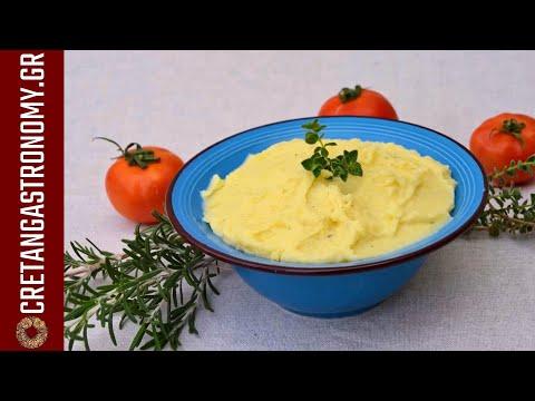 Πουρές πατάτας - cretangastronomy.gr