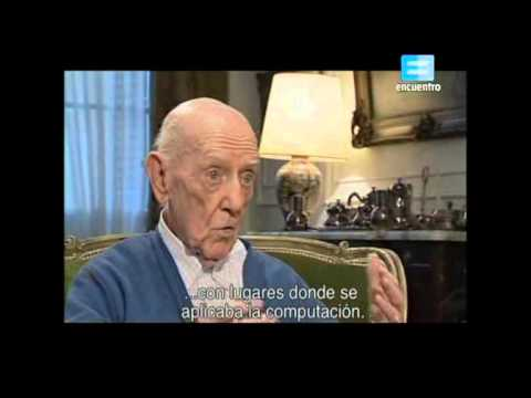 Entrevista a  Manuel Sadosky