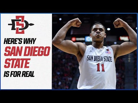 Why San Diego State is a real concern this March