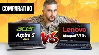 Comparativo Notebook ACER Aspire 5 (2019) vs LENOVO Ideapad 330S | qual é melhor e vale a pena?