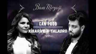 Kibariye & Taladro - Gidemem (CAN PROD Remix) [Bass Boosted] Resimi