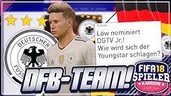 DAS ERSTE MAL NATIONALMANNSCHAFT!?? 🏆🔥😍- FIFA 18 Spielerkarriere mit STORY #15 (Deutsch)