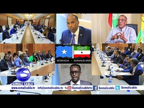 RW Kheyre oo amray wada hadalada Soomaaliya & Somaliland in dib loo furo