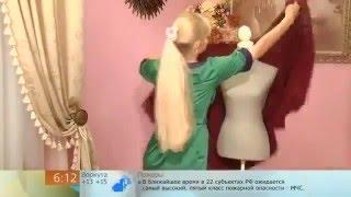 Платье трансформер от Ольги Никишичевой