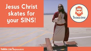 He has RISEN to 60,000 Subs! 🔥🙏😎  Jesus Christ skates for your SINS!