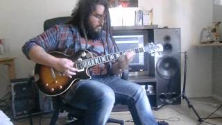 Mastodon - The Wolf Is Loose (Guitar cover)