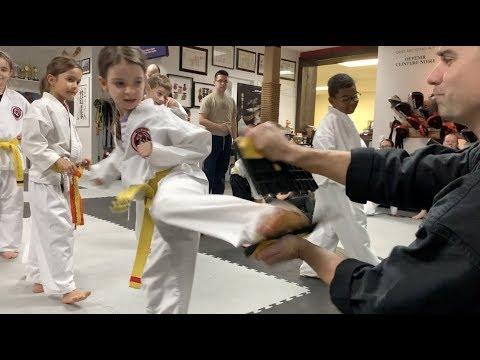 Cours spécial parents-enfants oct 2018