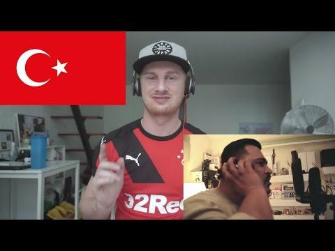 TURKISH RAP REACTION // Yener Çevik - Parçanın Adı Yok (beat prod. by Atilla )