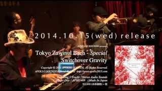 東京ザヴィヌルバッハ・スペシャル『Switchover Gravity』告知動画
