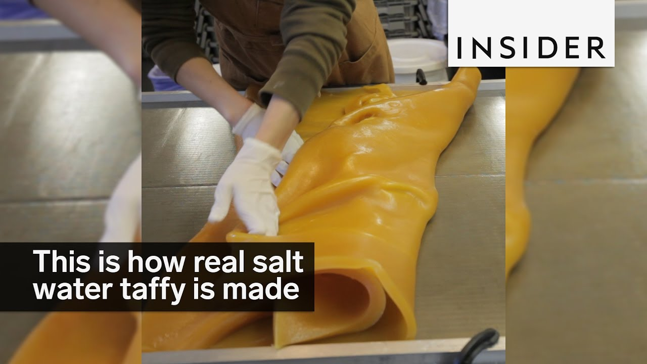 5 Secrets & Facts You Never Knew About Taffy