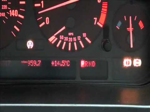 Daewoo Abs Light On Dash How To Diagnose What The Problem Is Youtube