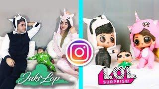 Juan de Dios y Kimberly Loaiza = JUKILOP 🤩 con Muñecas LOL Sorpresa -  Transformaciones Fantásticas