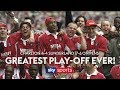 The Story Behind the Greatest Play-Off Final Ever!   Charlton 4-4 Sunderland