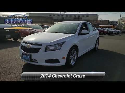 Certified 2014 Chevrolet Cruze 2LT, Bridgewater, NJ 244957A