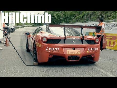 Hillclimb Car Launch Audi S1 Quattro, Ferrari 458, Lancer EVO & More
