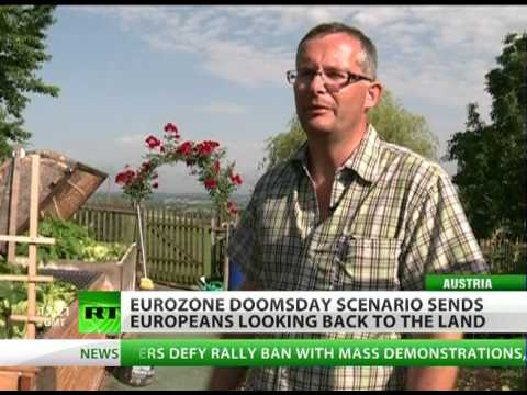 Euro-Doomsday Scenario: Europeans brace for worst
