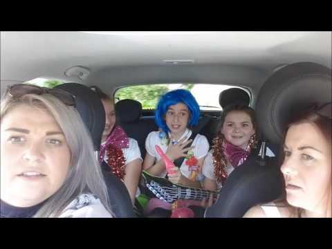 Carpool Karaoke P7 Leavers Bannockburn