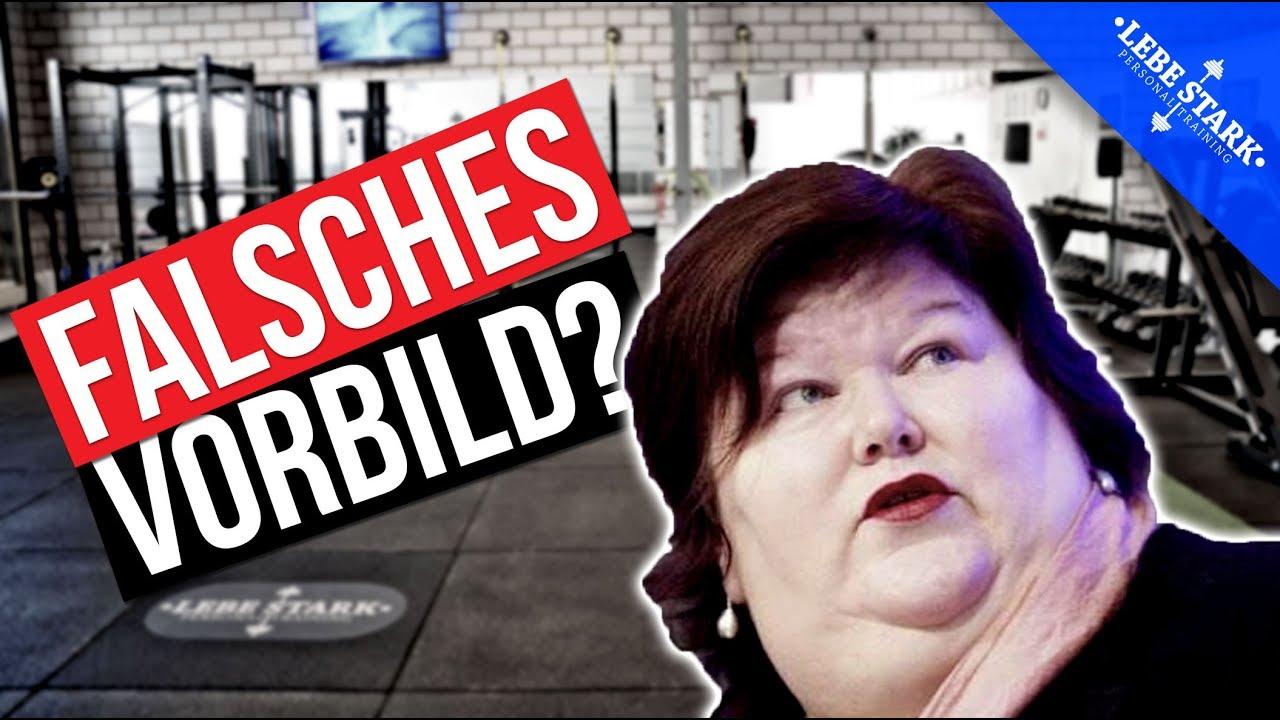 Ist diese Frau zu dick um Gesundheitsministerin zu sein ...