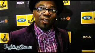 Backstage with the SAMA2012 Winners: Jimmy Dludlu